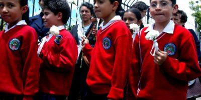 Estudiantes se tomaron colegio en el Norte de Bogotá porque no aceptan al rector