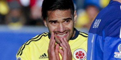 Será Radamel Falcao el gran ausente en la selección de Colombia