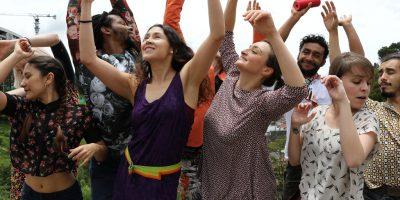 ¡Chévere! el montaje de bailarines colombianos y franceses que celebra el Caribe
