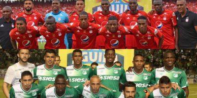 Gana Millonario clásico capitalino en jornada de Liga colombiana