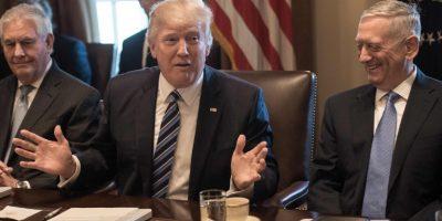 El presupuesto de Trump mayor gasto en Defensa y 1.500 millones para el muro