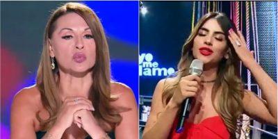 La pelea entre Amparo Grisales y Jessica Cediel, en Yo Me Llamo