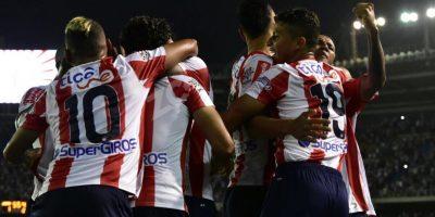 Junior se recupera y le gana 3-0 al Once Caldas en el Metropolitano