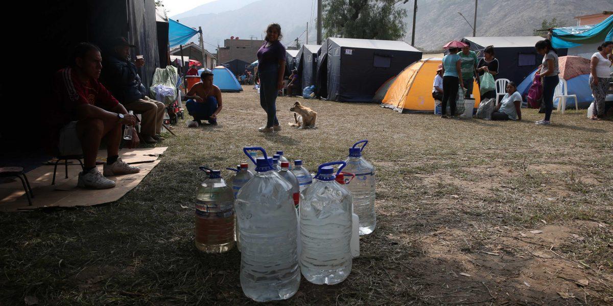 Cientos de colombianos afectados por las inundaciones en Perú