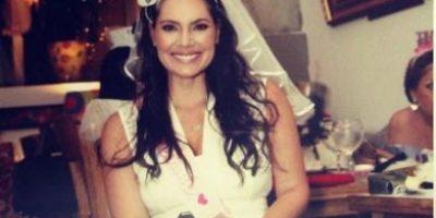 Fotos: Así fue el matrimonio de Jessica de la Peña en Cartagena