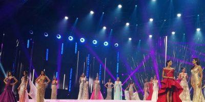 Vestido de Gala Concurso Nacional de Belleza: Todas iguales y más de lo mismo