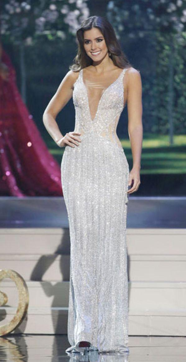 traje gala concurso nacional de belleza