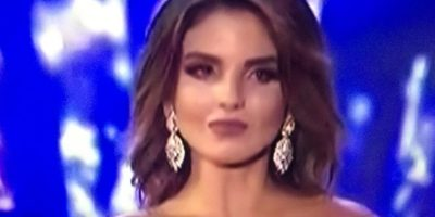 Video: Reacción de la Señorita Bogotá al ser segunda princesa