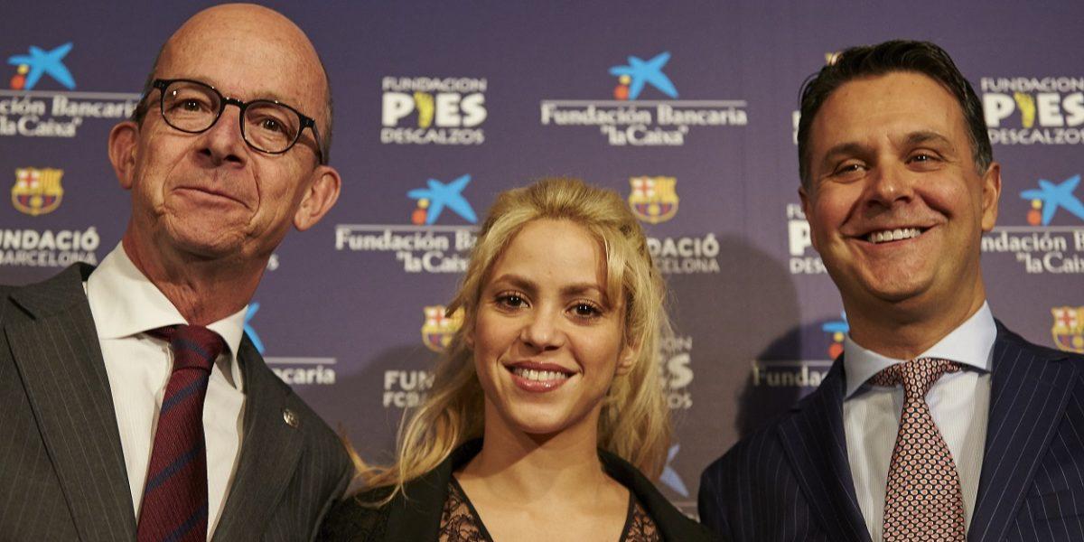 Shakira anuncia construcción de nuevo colegio Pies Descalzos en Barranquilla