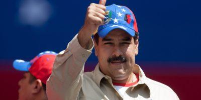 Durante un discurso, Nicolás Maduro afirmó que era