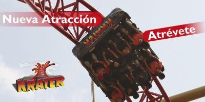 Turista sufrió accidente en atracción del Parque del Café