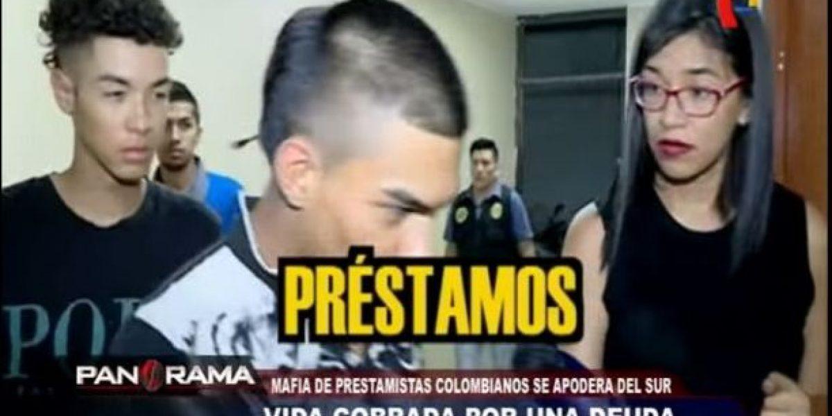 Resultado de imagen para colombianos en peru delincuentes