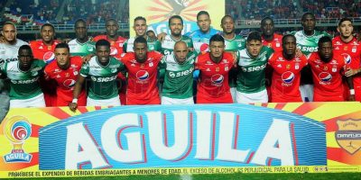 FOTOS: ¡Baile en el Pascual! América aplastó al Deportivo Cali
