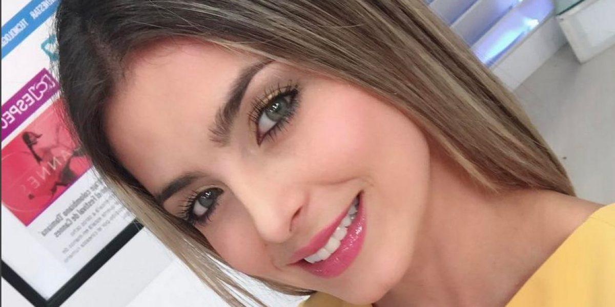 El error de Cristina Hurtado en Noticias RCN