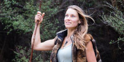 Miriam Lancewood y su vida en la naturaleza