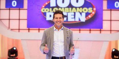 '100 colombianos dicen' regresa a Caracol con una nueva temporada