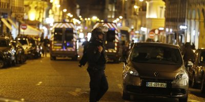 ¡Atención! Tiroteo en París deja como saldo un policía muerto