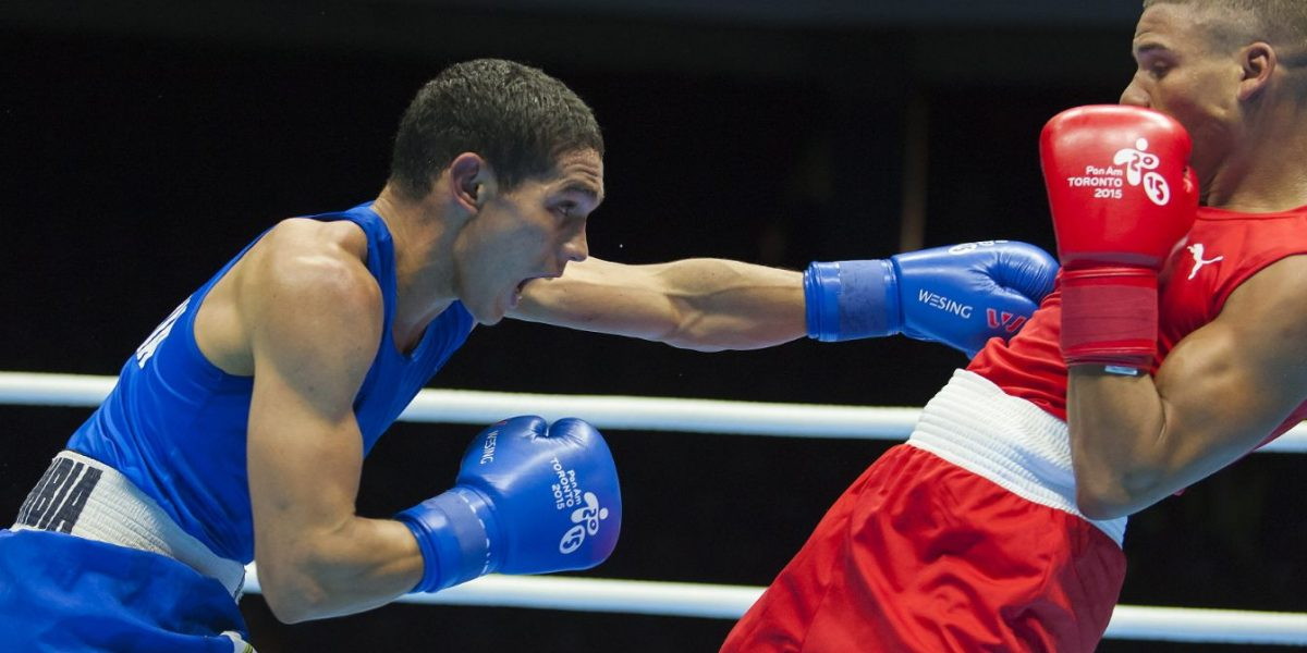 Colombia y Cuba definen el líder del grupo en la Serie Mundial de Boxeo