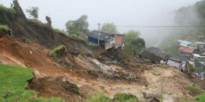 Manizales permanece en alerta roja por ola invernal
