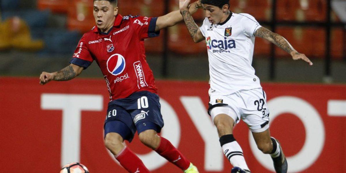 'El Poderoso' sigue soñando en la Libertadores, derrotó a Melgar 2 por 0