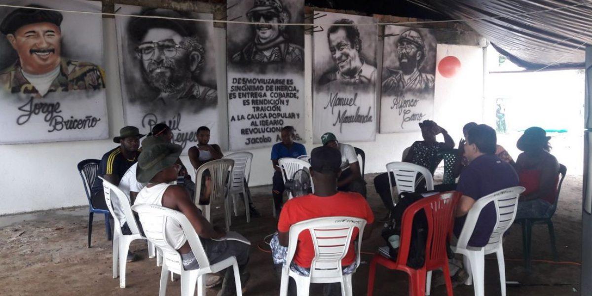 Las Farc denuncian el asesinato de un guerrillero indultado
