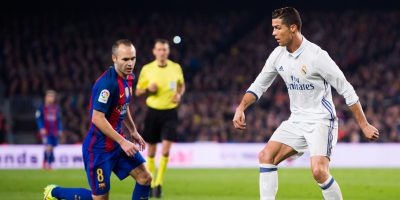 Horario, TV y formaciones — Real Madrid-Barcelona