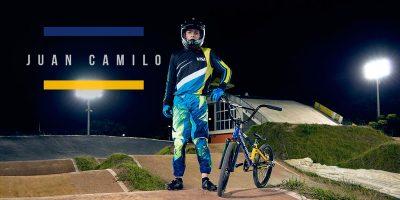 Con Visa, su talento podría convertirlo en el próximo campeón de BMX