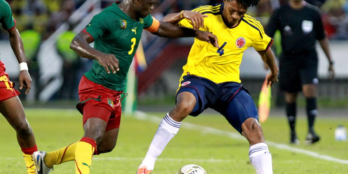 Ya no es Portugal, Colombia jugará con Camerún uno de los amistosos de junio