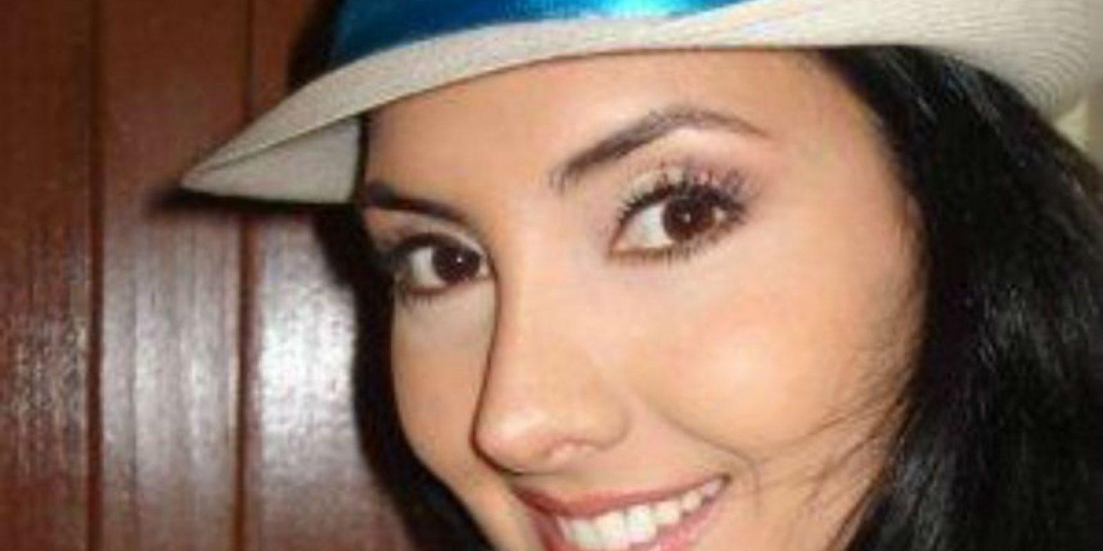 La ex reina de belleza y actriz colombiana fue hallada muerta en 2009 junto con el cuerpo de Fabio Vargas Vargas, presunto hermano del narcotraficante colombiano Leónidas Vargas. Foto:Facebook