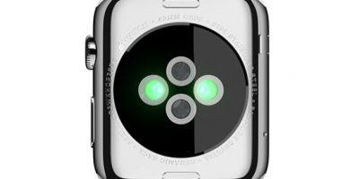 Así es el Apple Watch Foto:Apple