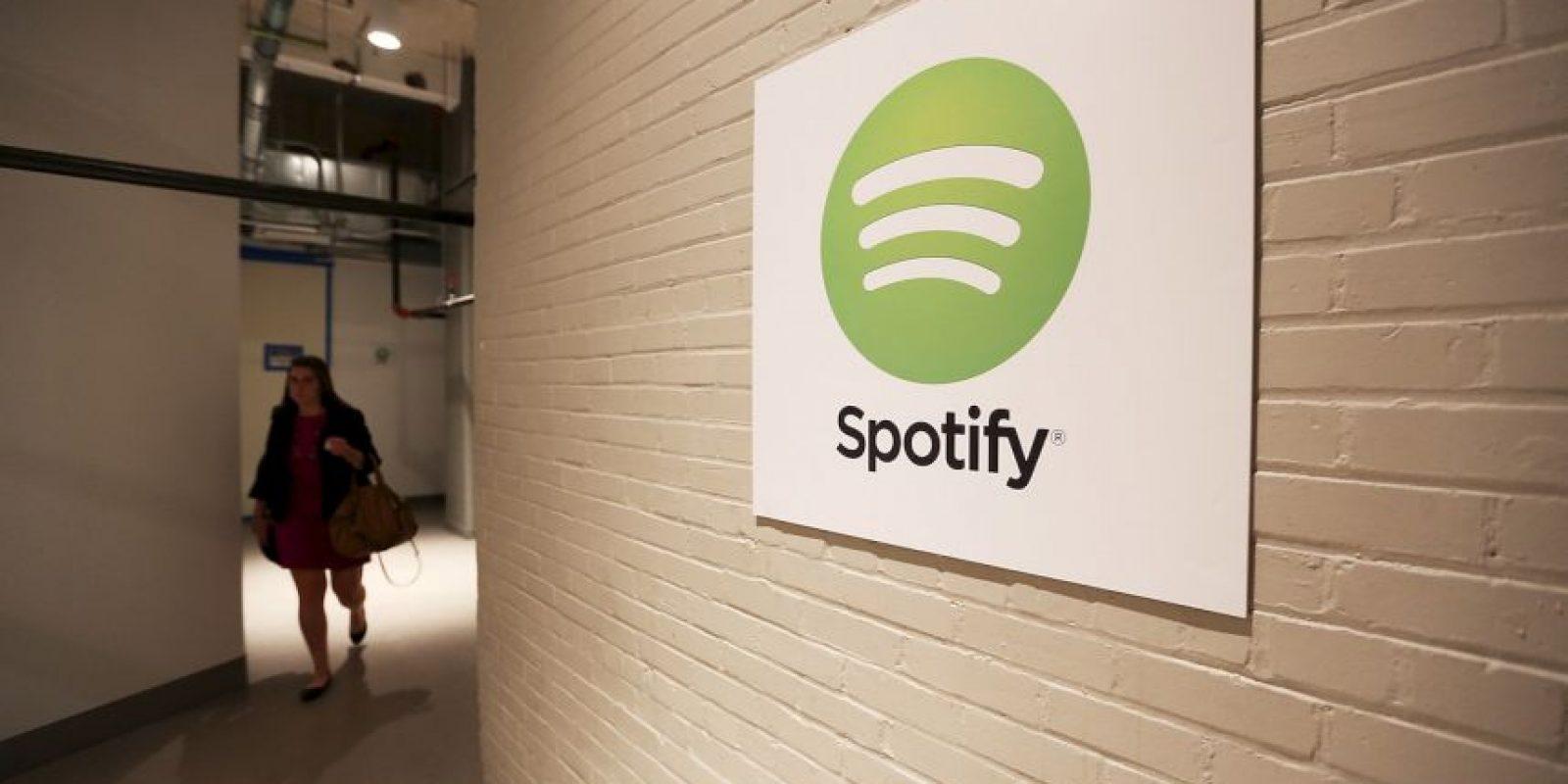 Spotify puede dejar de ser gratuito por presión. Los dejamos con el Top 15 global en esta aplicación. Foto:Getty