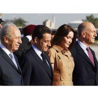 La cantante y modelo italo francesa, Carla Bruni, está casada desde el año 2008 con el ex presidente de Francia, Nicolás Sarkozy. Foto:Instagram.com/carlasarkozy/
