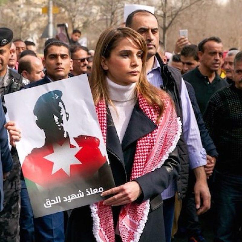 Rania Al Abdullaj es la esposa de Abdullah bin Al-Hussein, mejor conocido como Rey Abdullah de Jordania. Tiene cuatro hijos. Foto:Instagram.com/queenrania