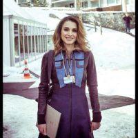 5. La Reina Rania, de Jordania Foto:Instagram.com/queenrania