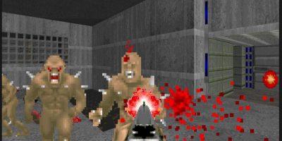 """""""Doom"""" fue y sigue siendo notorio por sus altos niveles de violencia e imágenes satánicas Foto:Wikicommons"""