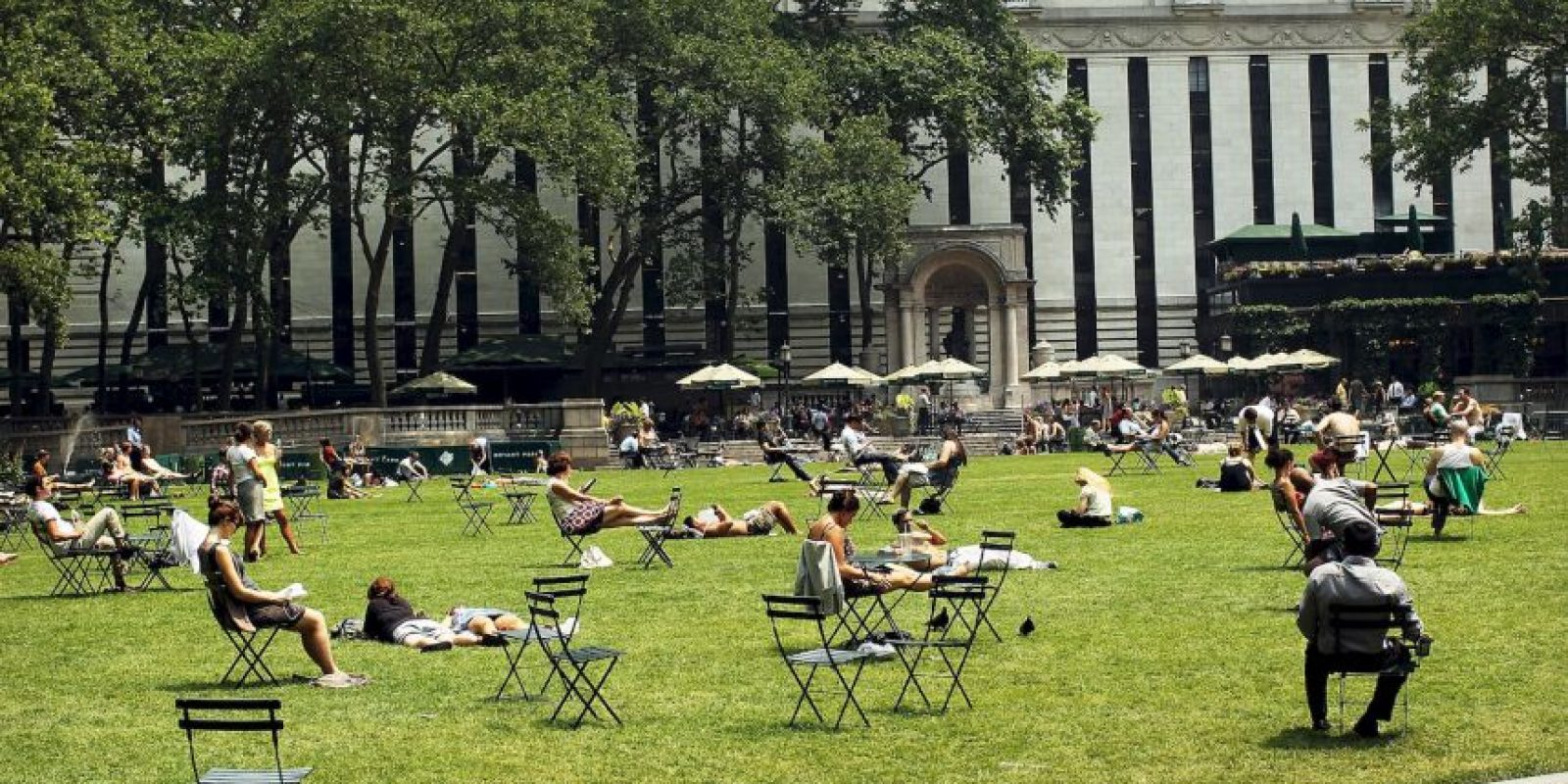 Una ola de robos atenta contra Central Park Foto:Getty Images