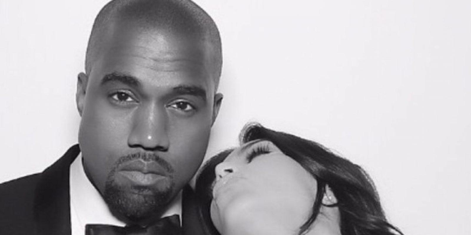 ¿Durará este matrimonio? ¿Kanye West tendrá algo que contar algo de la familia? Foto:vía Instagram/Kim Kardashian