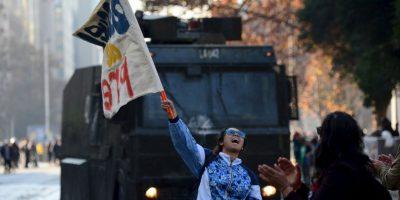 CHILE: Protestan por la educación gratuita durante Copa América
