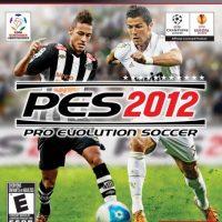 """""""PES 2012"""" con el brasileño Neymar y el portugués Cristiano Ronaldo. Foto:Konami"""