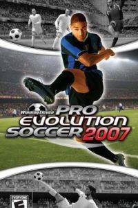 """Pro Evolution Soccer 7"" con el brasileño Adriano. Foto:Konami"