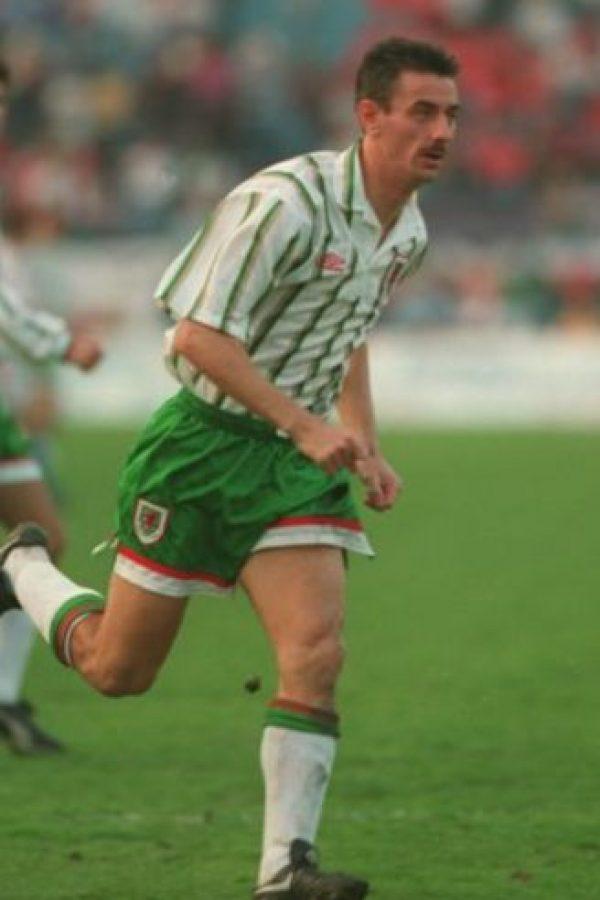 "Ian Rush, ex jugador galés: ""No pude acostumbrarme a vivir en Italia. Era como estar en un país extranjero"". Foto:Getty Images"