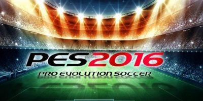 El PES 2016 a la venta en septiembre. Foto:Konami
