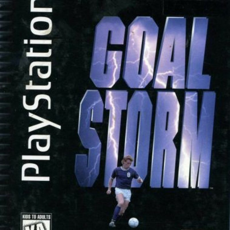 Goal Storm (1996) Foto:Konami