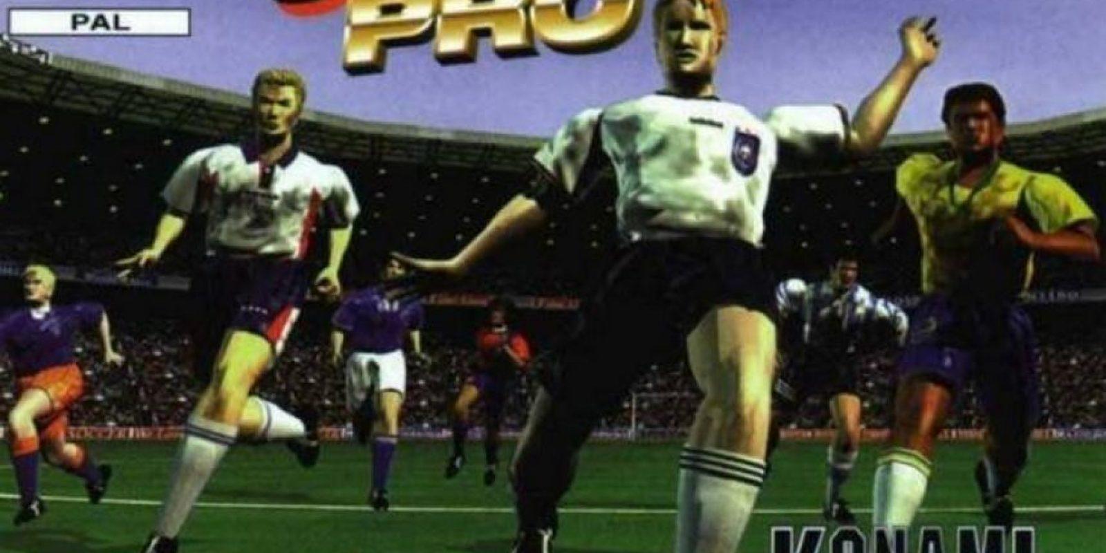 International Superstar Soccer Pro Evolution (2000) Foto:Konami