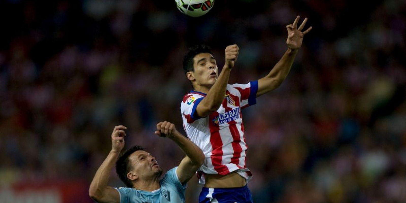 No logró ganarse la titularidad en el equipo español. Foto:Getty Images