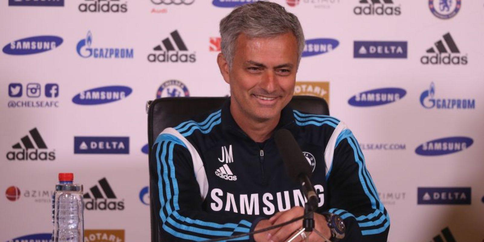 """Ganó la Liga Premier después de cinco años de sequía para los """"Blues"""" Foto:Getty Images"""