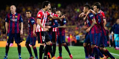 También a los jugadores rivales. Foto:Getty Images