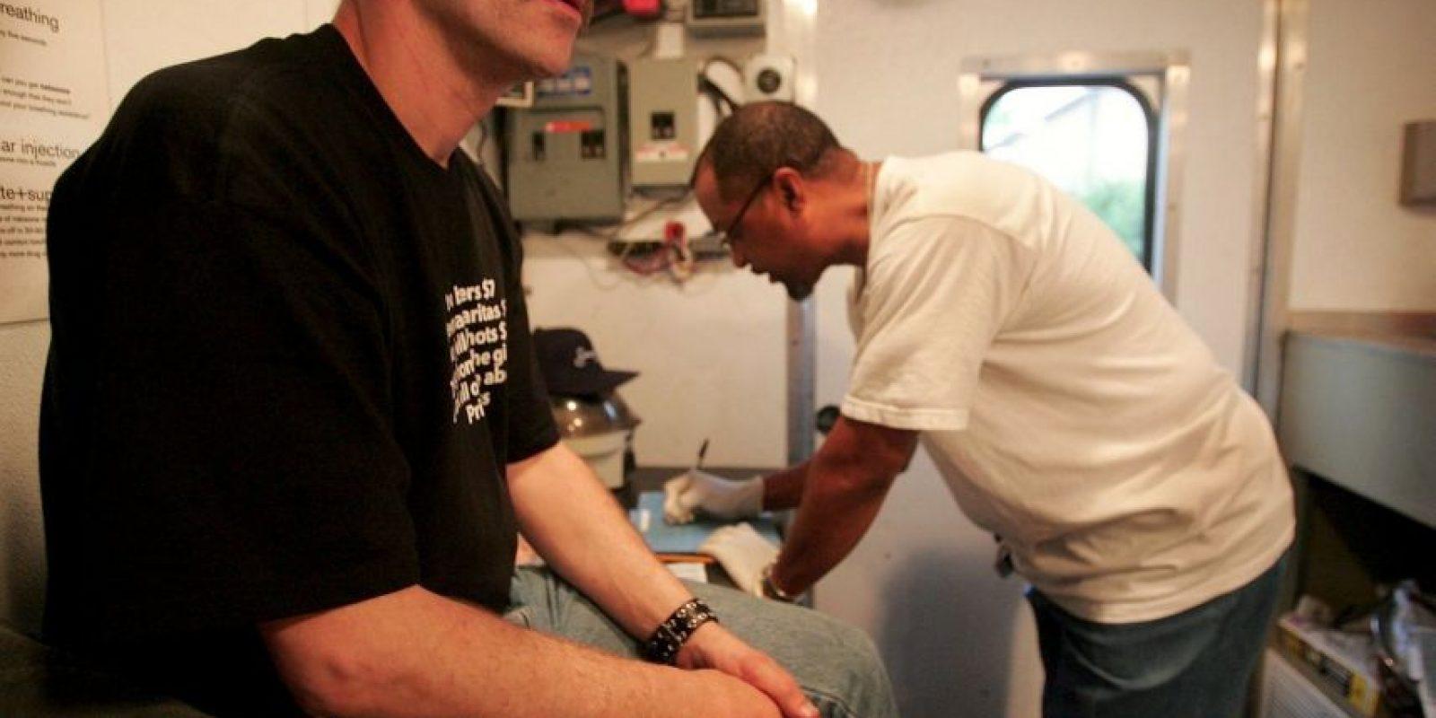 El 14 de junio de cada año se celebra en todo el mundo el Día Mundial del Donante de Sangre Foto:Getty Images