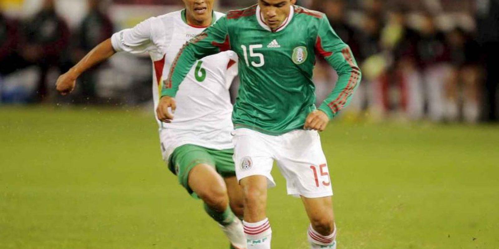 """La """"Verde"""" es el único combinado que México enfrentó más de una ocasión que no ha logrado derrotar Foto:Getty Images"""