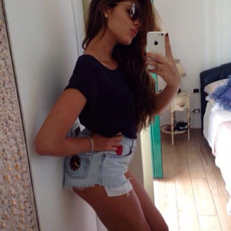 A continuación, fotos de la bella modelo. Foto:Vía instagram.com/chiaranapoli_it